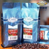 Colin  china yunnan arabica   small grain coffee beans fresh aa 454g coffee powder