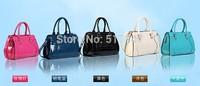 The new 2014 han edition of single shoulder bag handbag inclined bag, European and American fashion lady handbags free shipping