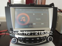 """YOKOTRON"" 8"" Touch Screen Car DVD Player for Honda Accord 7  (2003-2007)with GPS (Free Shipping to Russia)"