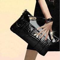 Small summer woman messenger bags/ 2014 fashion leather handbags/ luxury designer clutch famous brand women clutch desigual bag