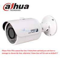 Original Genuine DaHua IPC-HFW2200S POE 2MP Full HD Weatherproof IP66 IR Network Mini Bullet IP Color Camera