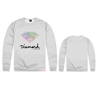 2014 Hot Sale Fashion Men's Pure cotton Lastkings Hoodies pullover sportswear sweatshirt sweater diamond  hoodies