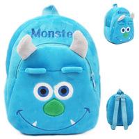 Fashion Girl's Backpack Cartoon Monster Bags for Girls, Children School Backpack, mochila infantil, Baby Girl,School Bags bolsas