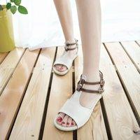 2014 sweet comfortable flat shoes bohemia beach open toe women sandals shoes gilrs,SHO2142