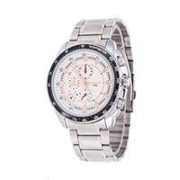 LONGBO European Hot New Fashion Jewelry Brand Suppliers Recommend business casual top Luxury sport men Steel Quartz Watch 8788