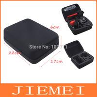 Camera/Video Bags Larger Shockproof EVA Storge Carry Case Bag 22cm *17cm* 6 cm  for Gopro HD Hero 3+ 3 2 AccessoriesLarger