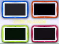 1PCS HD Dual Camera  7inch Android 4.2 RK3028 dual core Kids Tablet PC Children Educational RAM1GB+ROM8GB GPS WiFi R70DC