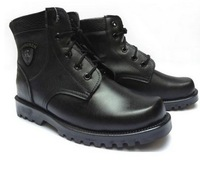 Big Size 11 Winter Men's Martin boots,Genuine Leather and Wool Warm Snow boots, Men military boots