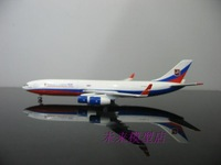 Free Shipping!famous Brand Herpa Russia airline IL-96-400 diecast airplane model aircraft model airline souvenir gift