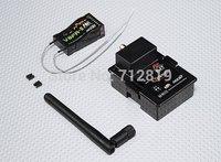 FrSky DJT 2.4Ghz Combo Pack for JR w/ Telemetry Module & V8FR-II RX