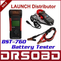 Original Launch BST-760 Battery System Tester Suitable for 6V/2V and 12V/24V starting and charging system BST760