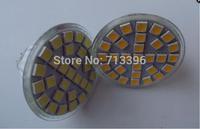 10pcs Free Shipping MR16 5W 29 LED 505 Day White Energy led Bulb Lamp 450 LM AC 220V-240V LED0248