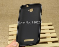 Ultra-Slim Skin Soft TPU Leather Back Cover Case For Alcatel One Touch Pop C7, Free Shipping