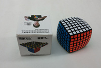 New!  Moyu Aofu 7x7 speed cube twist puzzle pillow shape 7x7magic cube for Speedcubing Black base CS sticker Free Shipping