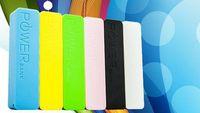Fedex Customer Sample Order 100sets/lot Hot Sale ! ! ! 2600mAh Portable External USB Power Bank For samsung iphone 5C 5S 4S htc
