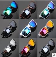 Alonso Frame Women Men Polarized Lenses Fashion Beach Sunglasses Retro Vintage Eyeglasses Mirrored Round Brand Designer Glasses