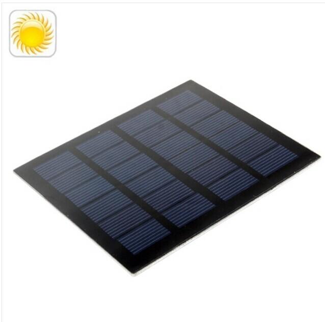 1.5W Laminated Solar Monocrystalline Silicon Cell Panel(China (Mainland))