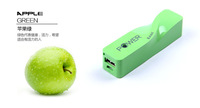 30pcs/lot New style 2600mah power bank External battery pack for iphone HTC LG Emergency charger with retail box high quality