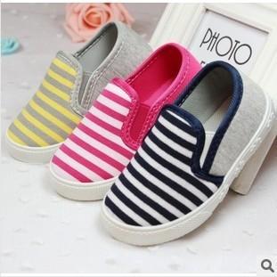Стельки 14.5 - 17.5 см детская обувь дети кроссовки мальчиков девушки холст туфли с полосы