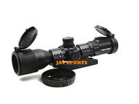 SWAT FORCE XT3-12x44MSAL Hunter Class Compact Tactical Scope Etched Mil-Dot Rifle Scope Leapers+Free shipping(SKU12020077)