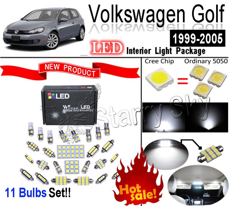 Лампа для чтения William LED 11 SMD MK4 IV VW /337/20ae /r32 лампа для чтения iculed 18pcs 12v audi q5 2008 20xx