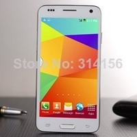 "Dual sim Mini S5 4.5"" IPS MTK6582 Quad core 1.3GHz 1GB /4GB Andriod 4.2 5MP 3G WCDMA GPS Star mini N900 unlocked I5 W800"