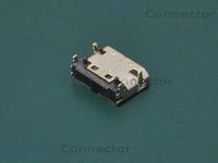 (20pcs/lot) Common tablet MINI DHMI Connector, DIP 4 Fixed feet, 7.5*11.3mmmm