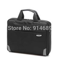 The new high-end men's microfiber leather man bag briefcase business bag Shoulder briefcase laptop bag 14 inch laptop bag