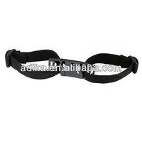Free shipping(via DHL/Fedex) 100pcs/Lot Sport  Camera Gopro Helmet Band for Hero 3 2 1, SJ4000 Vented Helmet Strap Mount ,GP04