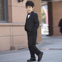 Children dress tuxedo boy han edition, the host clothing boys  piano costumes