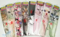 20pieces=10 pairs=1lot British fashion topshop animals Print Long socks cat cartoon rabbit for girls and women