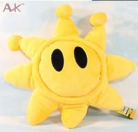 Free Shipping 38cm Mario series pillows  Doll   sun pillows 5peices/lot