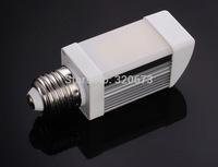 (5pcs/lot) E27/G24 Horizontal plug lamp  LED High Energy-saving Light Bulb Lamp CE RoHS 3Y warranty led indoor light