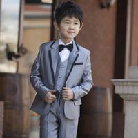 Children dress suit jacket male flower girl dresses children dress children's clothing boys tuxedo suit r63012