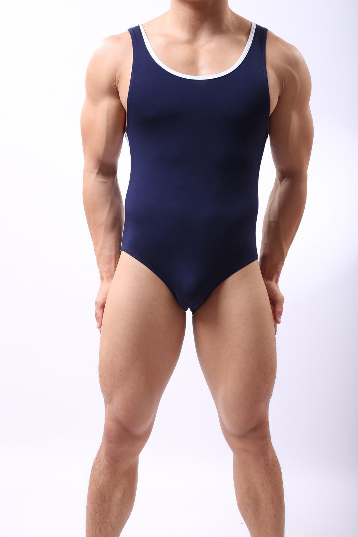 Men's Bodysuits Underwear
