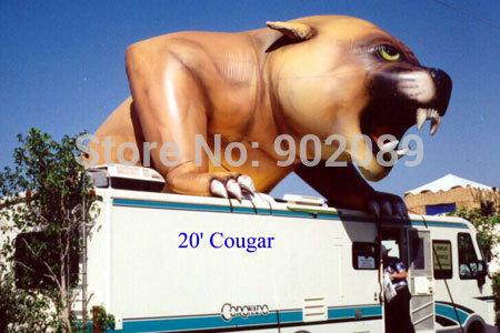 Frete grátis para 6m modelo inflável leão , leão inflável venda quente , de alta qualidade leão anúncio inflável(China (Mainland))