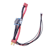 HJ  APM Power Module 30V/90A with BEC 3A Ouput Support 30V for APM 2.6 Pixhawk T Plug
