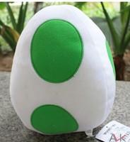 Free Shipping 20cm plush toy Yoshi dragon egg   children plush toys gift