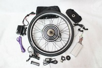 "Wholesale 48V 1000W 26"" Rear Wheel Electric Bicycle Ebike Conversion Kits 2013 New Style with LCD Display"