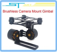 2014 New Brushless Camera Mount Gimbal w/ Motors Gopro3 DJI Phantom FPV Aerial Photography for Drone RC quadcopter Fr helikopter