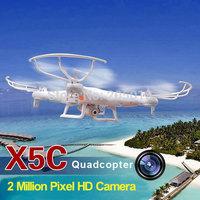 Syma X5C Explorers 2.4G 4CH RC Quadcopter Mode 2 With HD Camera