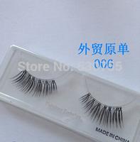 eyelash extensions 3/4 natural fake eyelash extension new style