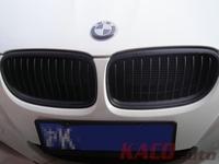 Matte Finish Front Grill for 2009-2011BMW E90 316i 318i 320i 325i Free Shipping