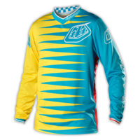 Free shipping Tld 2014 New Men's Long-sleeve Am Freeride dh Ride service off roadTop Spring and Autumn Breathable Cycling Sports