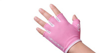 Female Gym Body Building Training Fitness Gloves Sports Weight Lifting Exercise Slip-Resistant Gloves For Women