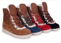 Flock Women's Outdoor Flat Heel Snow Boots (More Colors) x094