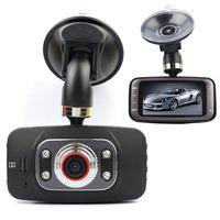 New 2.7' LCD 720P Full HD Car DVR Vehicle Camera Recorder Dash G-sensor Tonsee