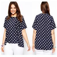 2014 new plus size women tank tops femininas camisa grande L blusas plus size 5xl 6xl female chiffon big size sheer tops