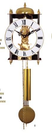 Polaris mechanical clock European perspective minimalist metal wall clock G901(China (Mainland))