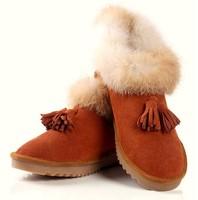 Flock Women's Outdoor Flat Heel Snow Boots (More Colors) x091